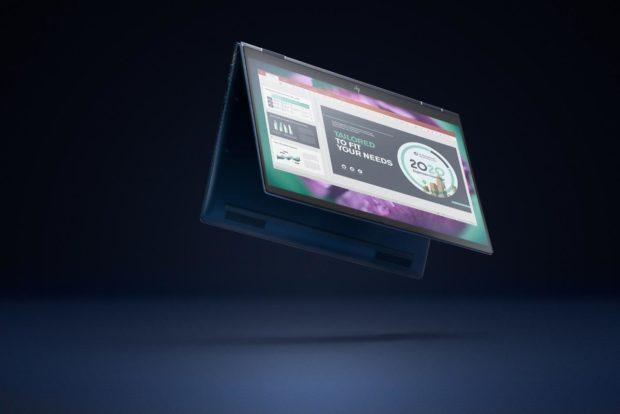 HP Elite Dragonfly display mode